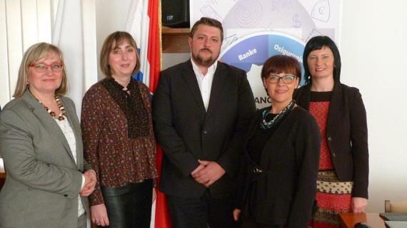 U ŽK Varaždin srednjoškolcima održano predavanje Financijska pismenost u školama