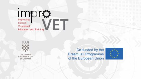 Erasmus+ Poboljšanje vještina u strukovnom obrazovanju i osposobljavanju – ImproVET