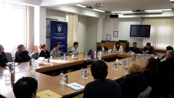 Prva ovogodišnja sjednica Strukovne skupine poslovanja nekretninama Zadarske županije