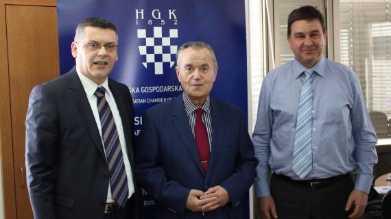Rumunjski veleposlanik želi pokrenuti suradnju ŽK Zadar i rumunjske Karaš-severinske županije