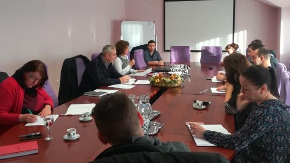 Članovi strukovne Grupacije zaštite na radu informirani o novostima