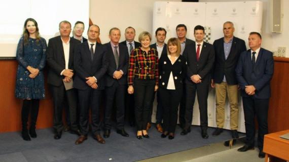 Županijska komora Split dodijelila priznanja najuspješnijim tvrtkama u 2017. godini