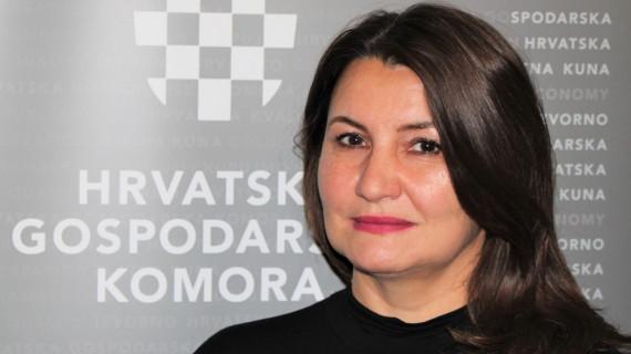 Zrinka Grganić Vrdoljak nova predsjednica Zajednice djelatnosti geoloških istraživanja i usluga u rudarstvu